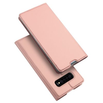 Samsung Galaxy S10+ Kotelo Dux Ducis Ruusukulta
