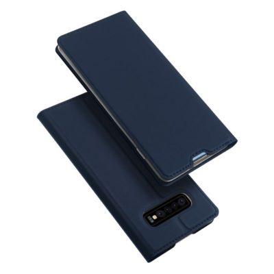Sony Xperia 10 Plus Kotelo Dux Ducis Tummansininen