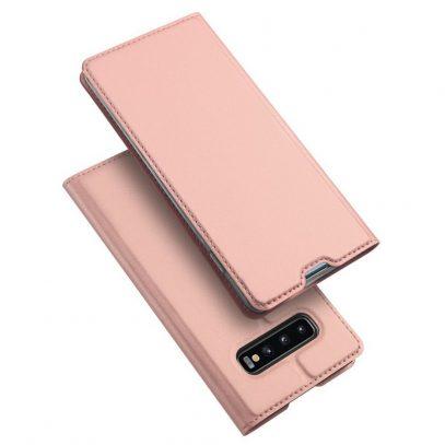 Samsung Galaxy S10 Suojakotelo Dux Ducis Ruusukulta
