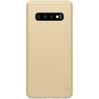 Samsung Galaxy S10 Suojakuori Nillkin Kulta