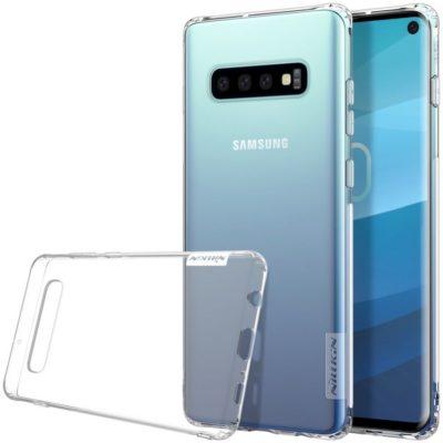 Samsung Galaxy S10 Suojakuori Nillkin Läpinäkyvä