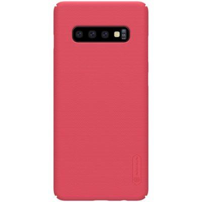 Samsung Galaxy S10 Suojakuori Nillkin Punainen
