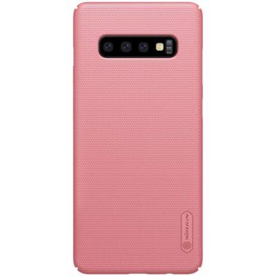 Samsung Galaxy S10 Suojakuori Nillkin Ruusukulta