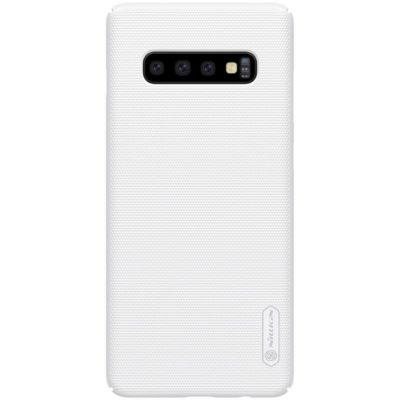 Samsung Galaxy S10 Suojakuori Nillkin Valkoinen