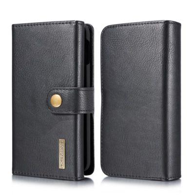 Samsung Galaxy S10e 2-in-1 Kotelo DG.MING Musta