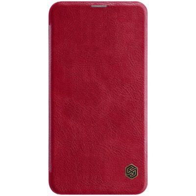 Samsung Galaxy S10e Kotelo Nillkin Qin Punainen