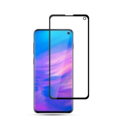 Samsung Galaxy S10e Panssarilasi Amorus Musta