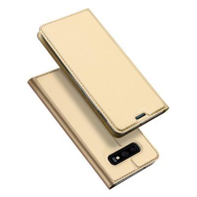Samsung Galaxy S10e Suojakotelo Dux Ducis Kulta
