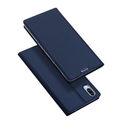 Sony Xperia L3 Suojakotelo Dux Ducis Tummansininen