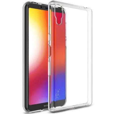 Sony Xperia L3 Suojakuori IMAK Läpinäkyvä