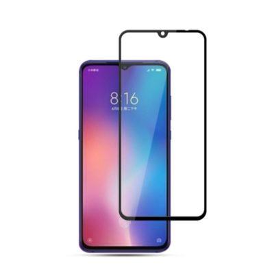 Xiaomi Mi 9 Panssarilasi Näytönsuoja Mocolo Musta