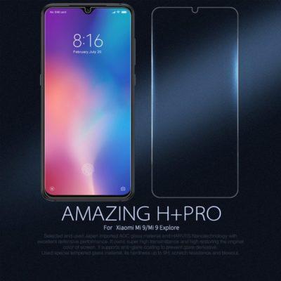 Xiaomi Mi 9 Panssarilasi Nillkin Amazing H+Pro