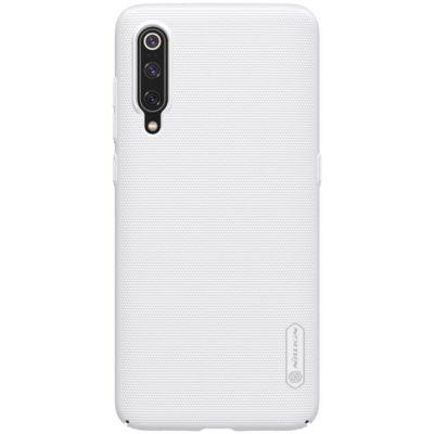 Xiaomi Mi 9 Suojakuori Nillkin Frosted Valkoinen