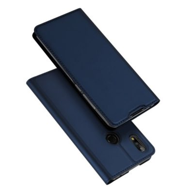 Asus Zenfone Max Pro M2 ZB631KL Kotelo Dux Sininen