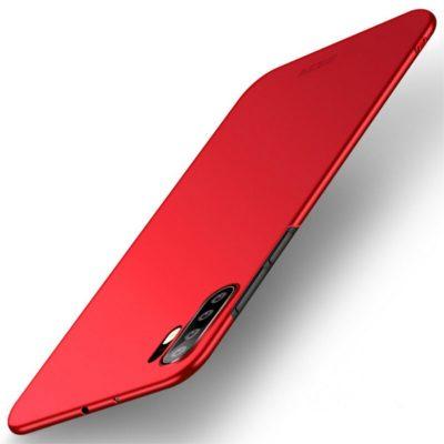 Huawei P30 Pro Suojakuori MOFI Slim Punainen