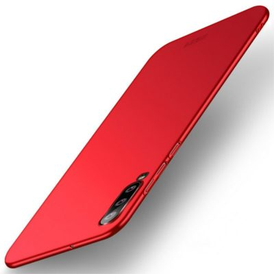 Huawei P30 Suojakuori MOFI Slim Punainen