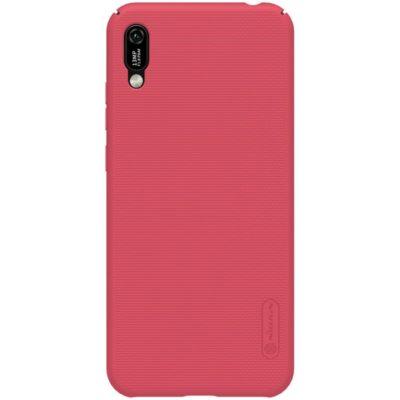 Huawei Y6 (2019) Kuori Nillkin Frosted Punainen