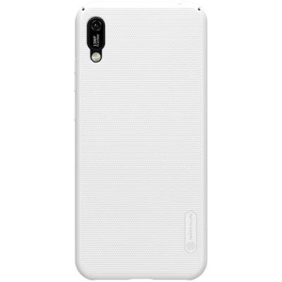 Huawei Y6 (2019) Kuori Nillkin Frosted Valkoinen