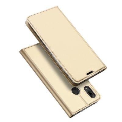 Huawei Y7 (2019) Kotelo Dux Ducis Kulta