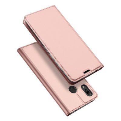 Huawei Y7 (2019) Kotelo Dux Ducis Ruusukulta