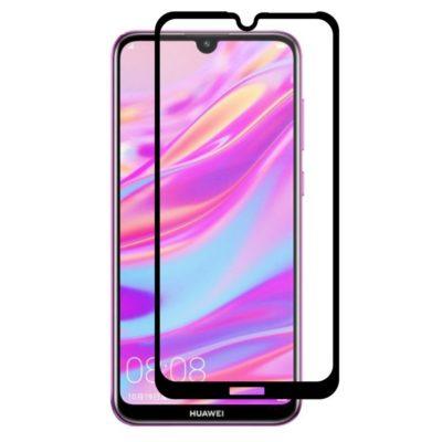 Huawei Y7 (2019) Panssarilasi Hat Prince Musta
