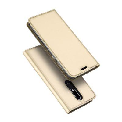 Nokia 3.1 Plus Suojakotelo Dux Ducis Kulta