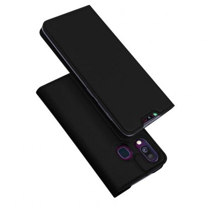 Samsung Galaxy A40 Kotelo Dux Ducis Musta