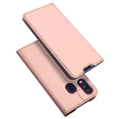 Samsung Galaxy A40 Kotelo Dux Ducis Ruusukulta