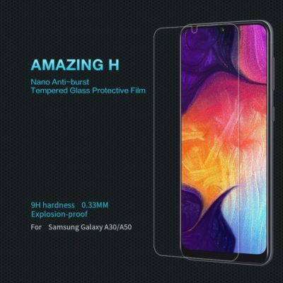 Samsung Galaxy A50 Panssarilasi Nillkin Amazing H