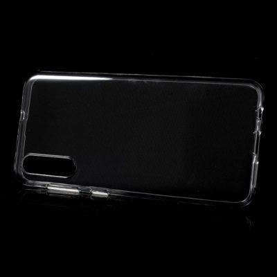 Samsung Galaxy A50 Suojakuori Läpinäkyvä