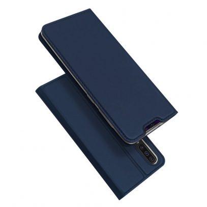 Samsung Galaxy A70 Kotelo Dux Ducis Tummansininen