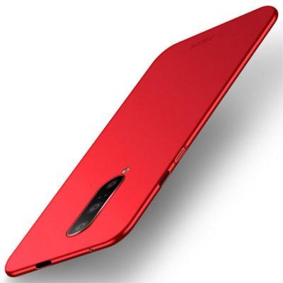 OnePlus 7 Pro Suojakuori MOFI Slim Punainen