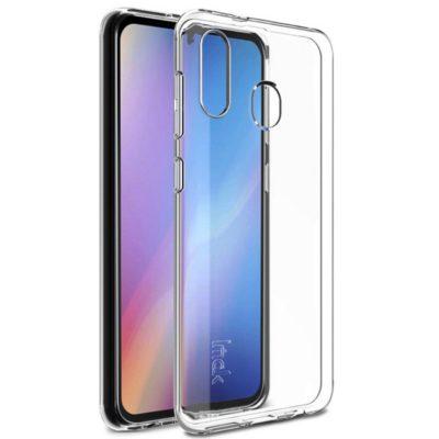 Samsung Galaxy A20e Suojakuori IMAK Läpinäkyvä