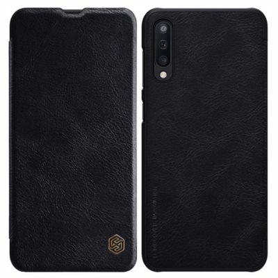 Samsung Galaxy A50 Kotelo Nillkin Qin Musta