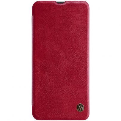 Samsung Galaxy A50 Kotelo Nillkin Qin Punainen