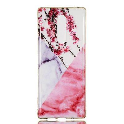 Sony Xperia 1 Suojakuori Marmori Kuvio 8
