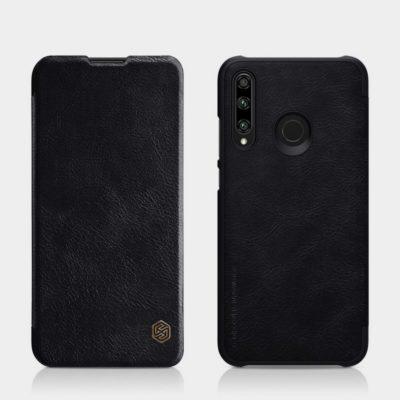 Huawei Honor 20 Lite Kotelo Nillkin Qin Musta