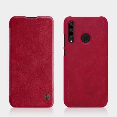 Huawei Honor 20 Lite Kotelo Nillkin Qin Punainen