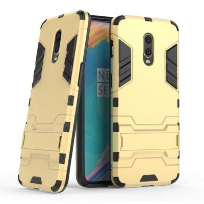 OnePlus 7 Suojakuori 2-osainen Kulta