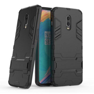 OnePlus 7 Suojakuori 2-osainen Musta