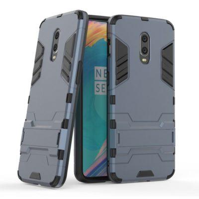 OnePlus 7 Suojakuori 2-osainen Tummansininen