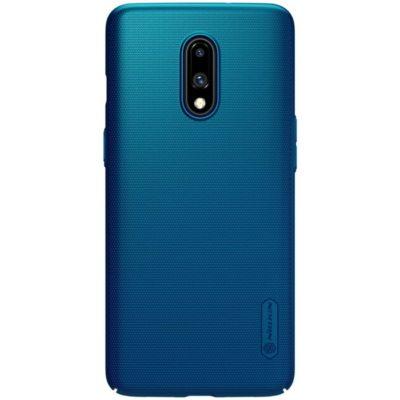OnePlus 7 Suojakuori Nillkin Frosted Sininen