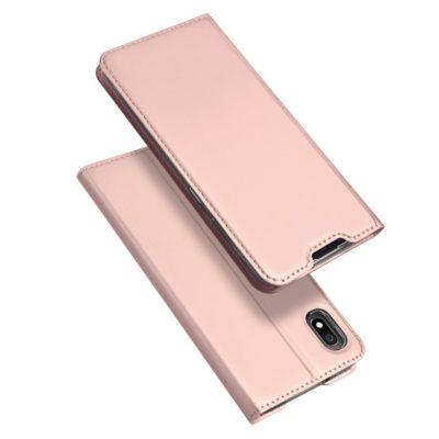 Samsung Galaxy A10 Kotelo Dux Ducis Ruusukulta