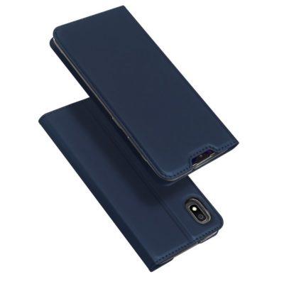 Samsung Galaxy A10 Kotelo Dux Ducis Tummansininen