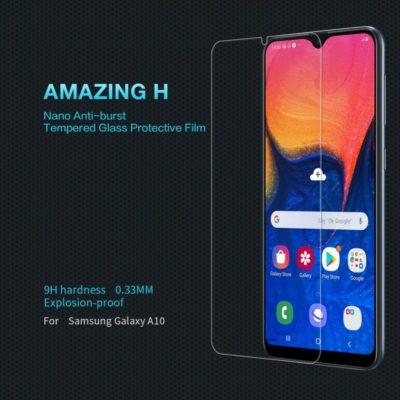 Samsung Galaxy A10 Panssarilasi Nillkin Amazing H