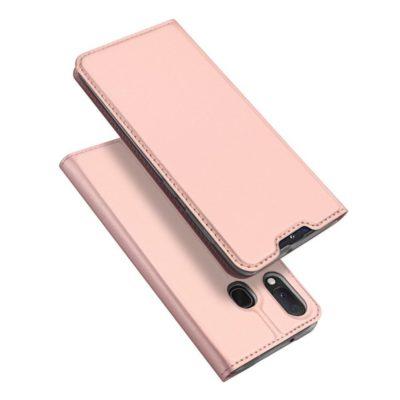 Samsung Galaxy A20e Kotelo Dux Ducis Ruusukulta