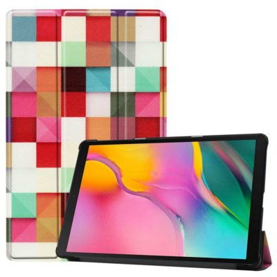 Samsung Galaxy Tab A 10.1 (2019) Kotelo Ruudut 1