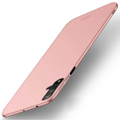 Huawei Honor 20 Suojakuori MOFI Slim Ruusukulta