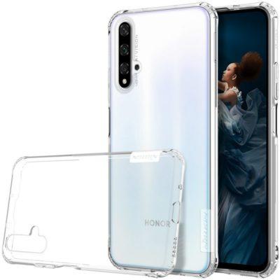 Huawei Honor 20 Suojakuori Nillkin Läpinäkyvä