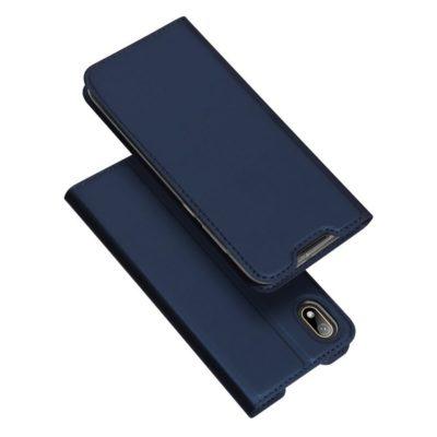 Huawei Honor 8S Suojakotelo Dux Ducis Tummansininen